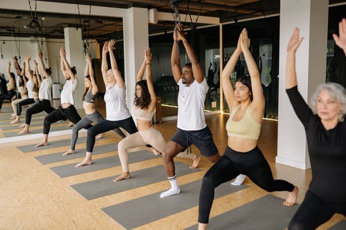 Ilmainen kuvapankkikuva tunnisteilla fitness, ihmiset, Jooga