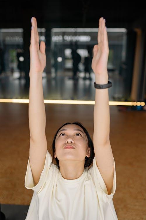 Darmowe zdjęcie z galerii z ćwiczenie, dobre samopoczucie, joga