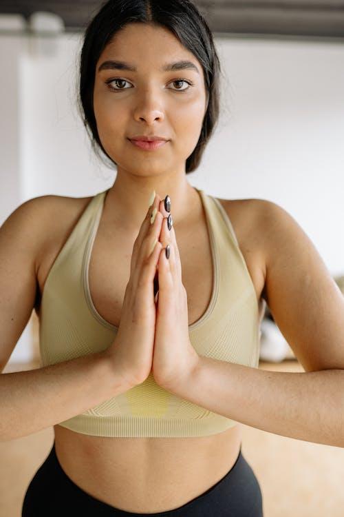 Darmowe zdjęcie z galerii z asana, ćwiczenie, dobre samopoczucie