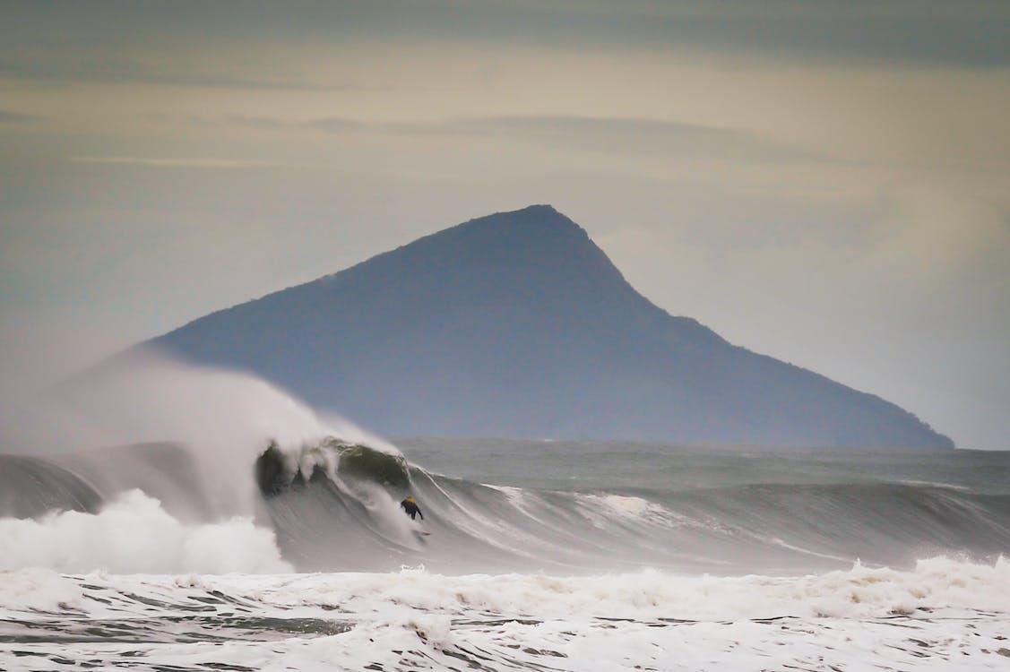 justaposition, велика хвиля, крапля