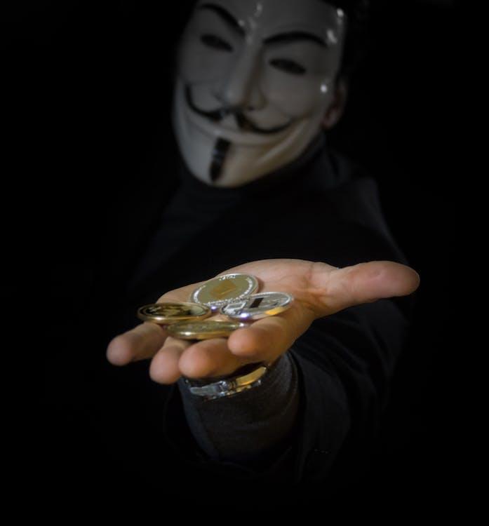 คลังภาพถ่ายฟรี ของ cryptocurrencies, litecoin, กระเพื่อม