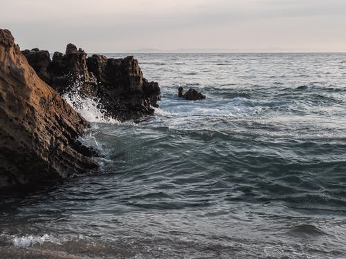 Imagine de stoc gratuită din coastă, face cu mâna, faleză