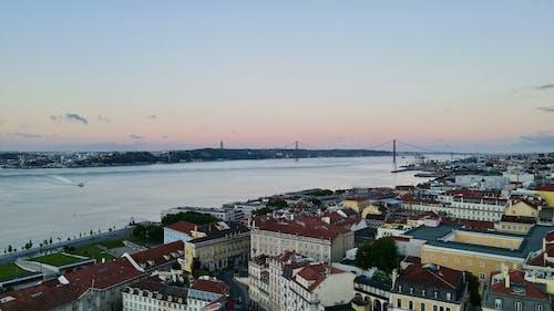 Darmowe zdjęcie z galerii z lizbona, most, portugalia