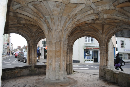 Free stock photo of architrecture, market cross