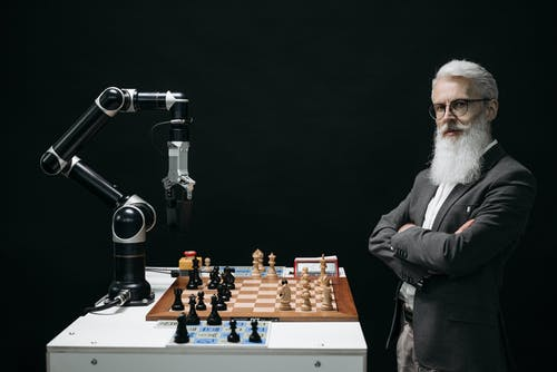 Free stock photo of adult, artificial intelligence, challenge