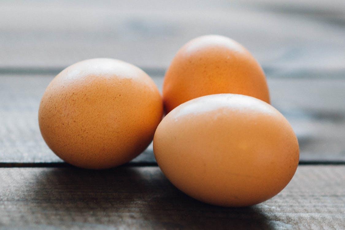 makanan, telur