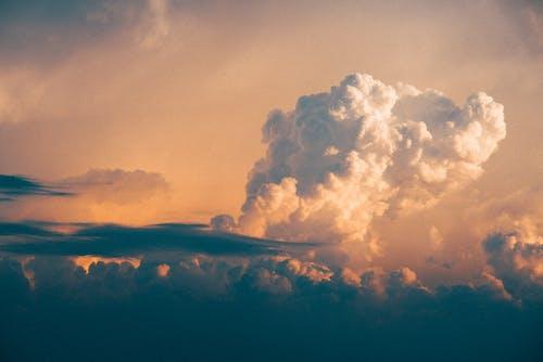 Gratis stockfoto met avond, bewolkt, dageraad
