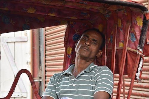 Free stock photo of creative portrait, guy, indian man