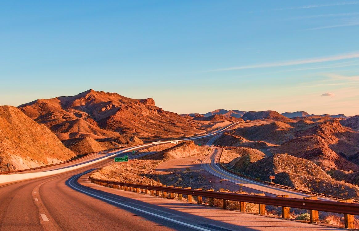 Amerika, cesta, cestný výlet