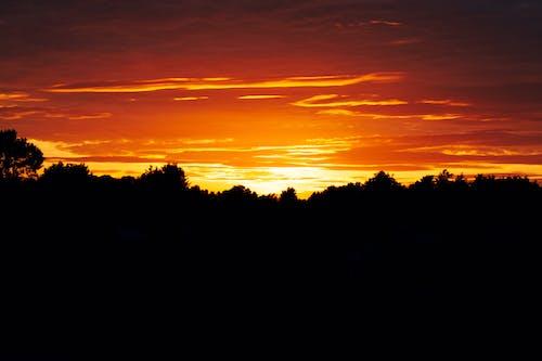 Kostenloses Stock Foto zu farben, himmel, sonnenuntergang