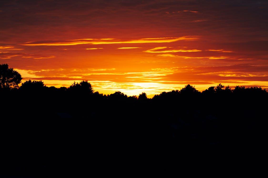 Ingyenes stockfotó ég, naplemente, napnyugta témában