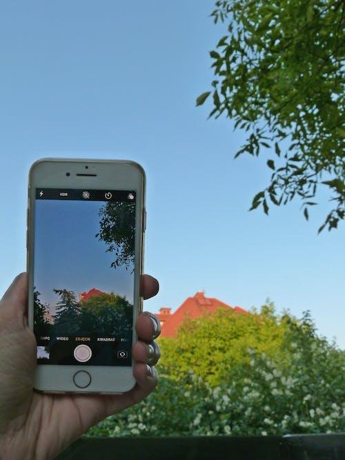 Free stock photo of landscape iphone 7