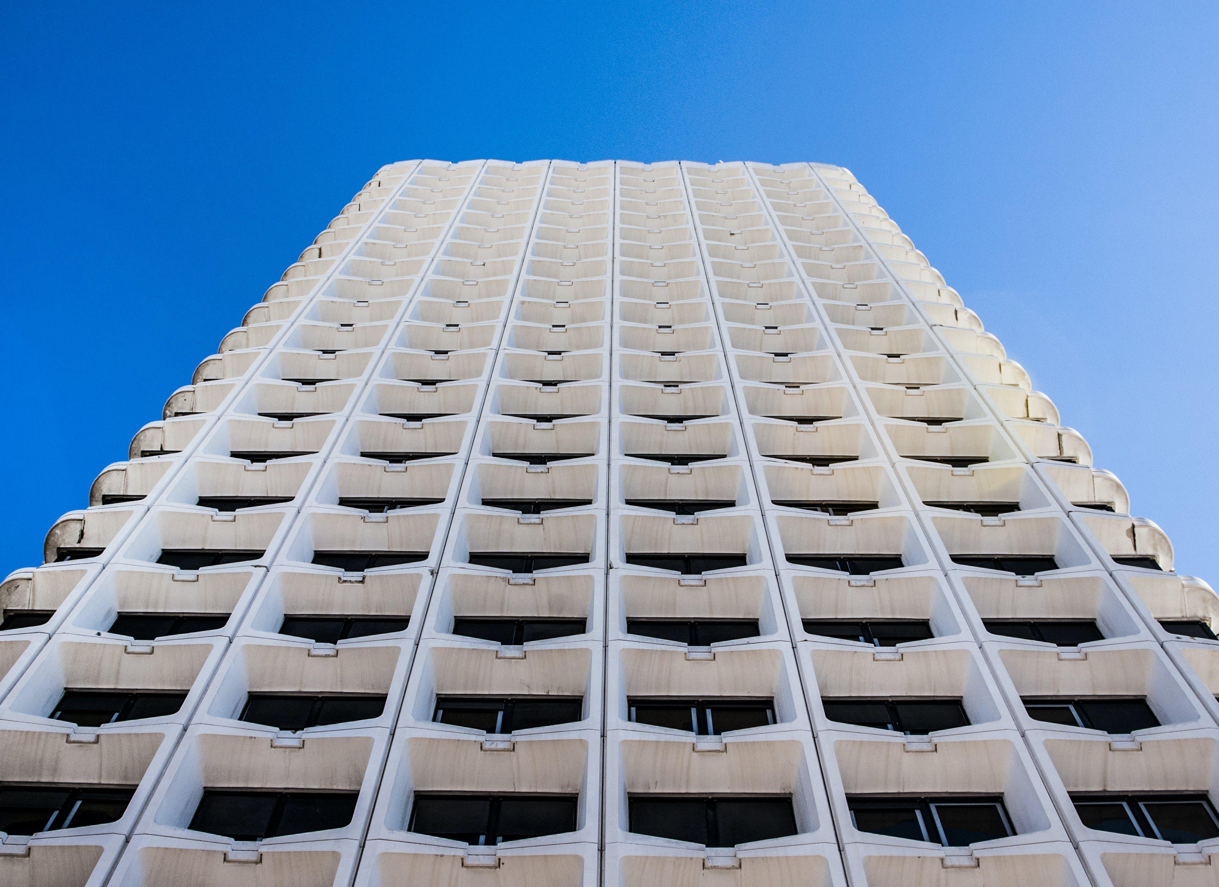 Fotobanka sbezplatnými fotkami na tému #skyscraper, budova, veža