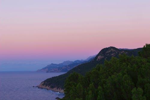 Fotos de stock gratuitas de agua Azul, lila, Mallorca, montaña