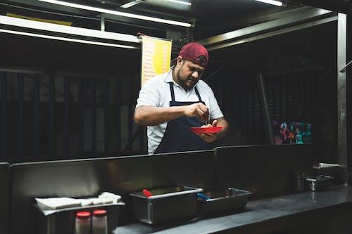 คลังภาพถ่ายฟรี ของ tacs de rua, การจัดเตรียม, การทำอาหาร