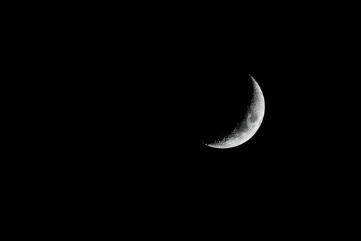 Moon during Night Time