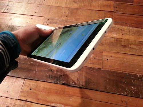 Fotobanka sbezplatnými fotkami na tému tablet