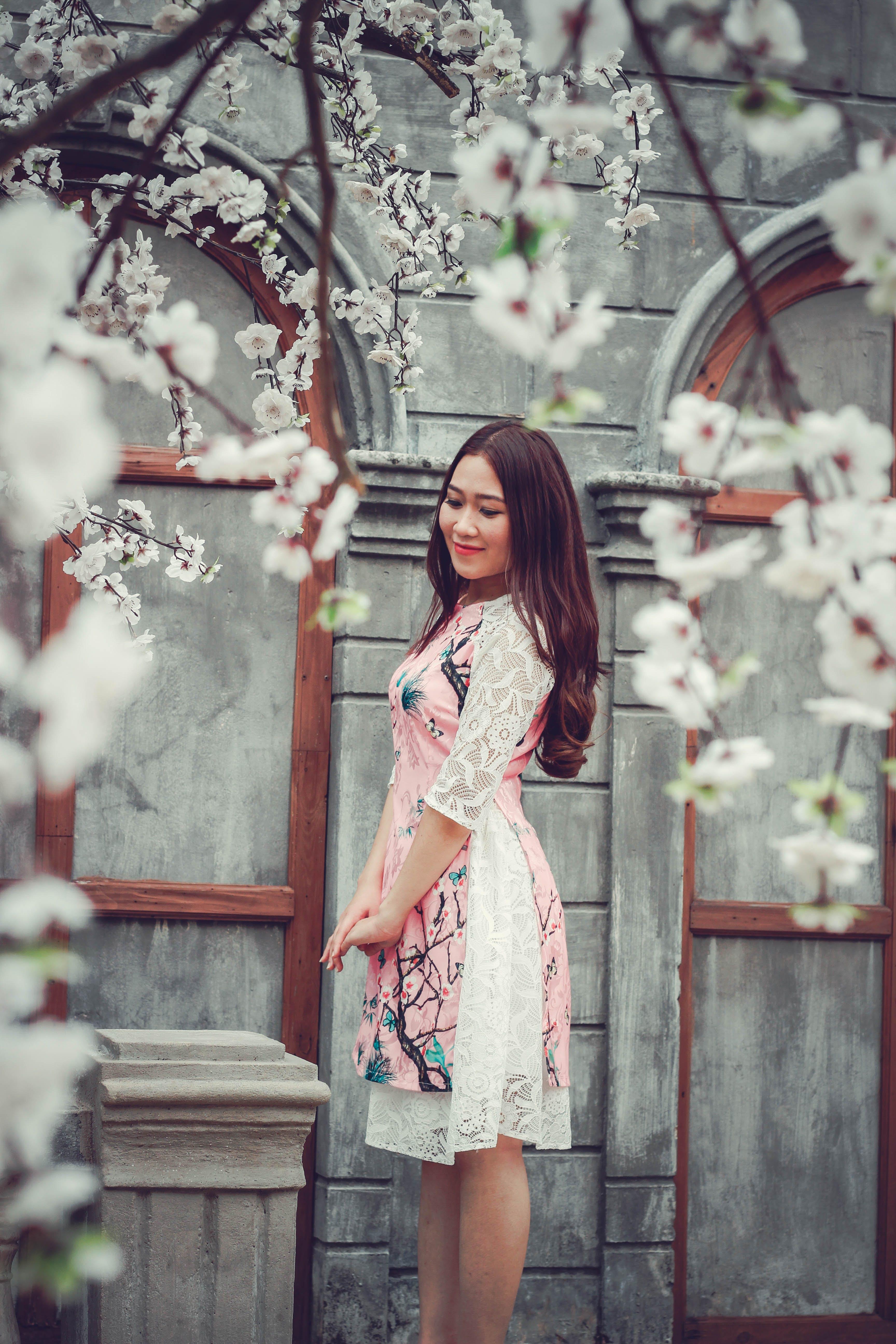 Základová fotografie zdarma na téma asiatka, asijská holka, dáma, focení