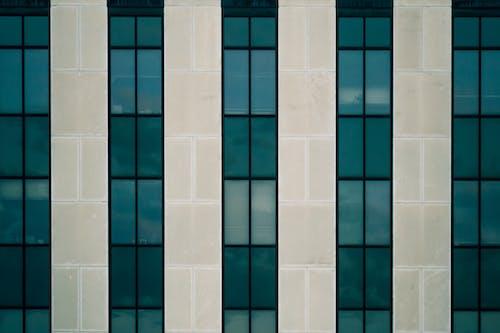 건물, 건축, 디자인, 스트라이프의 무료 스톡 사진