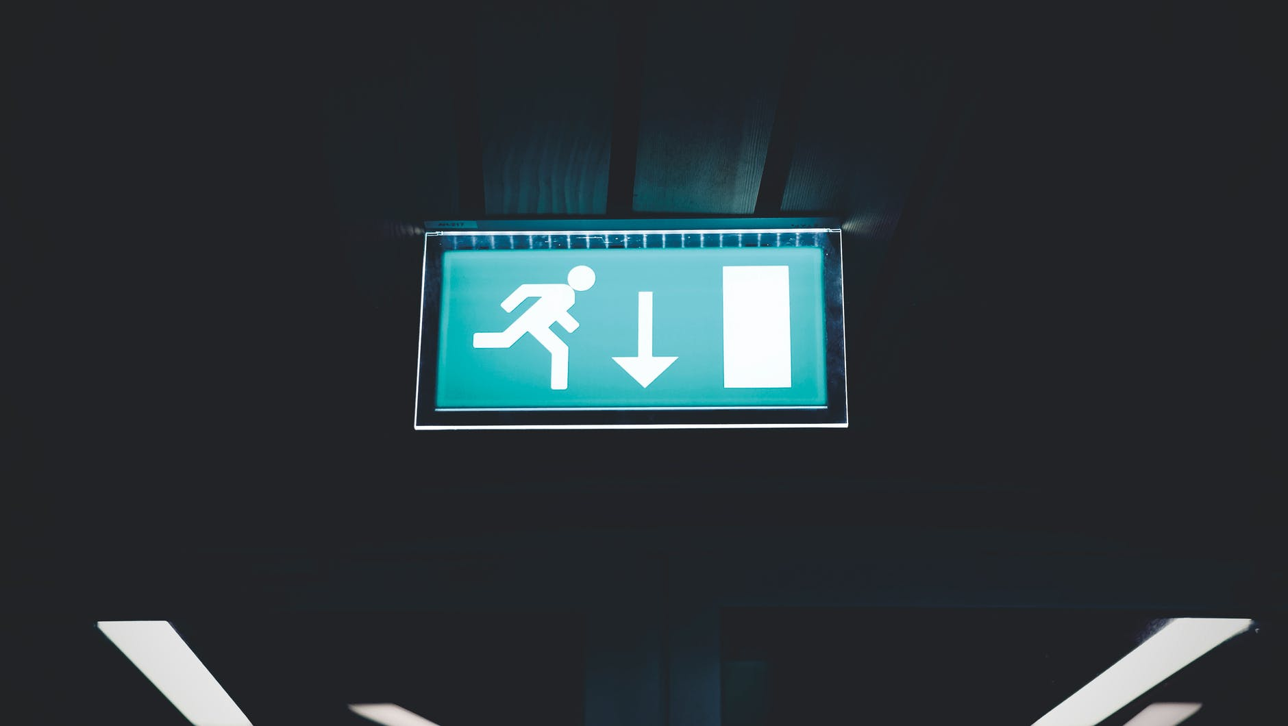 service emergency exit lighting