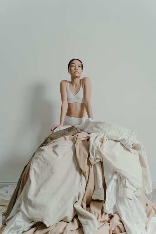Darmowe zdjęcie z galerii z azjatka, model, modelka