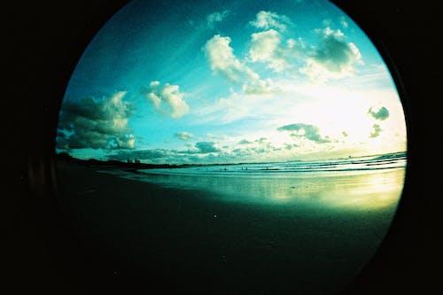 Foto d'estoc gratuïta de a l'aire lliure, aigua, dia, en forma de bola
