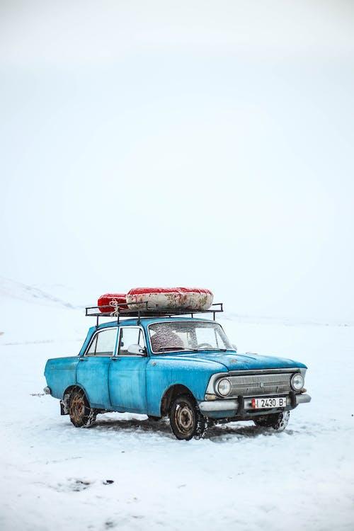 Blue Box-type Sedan