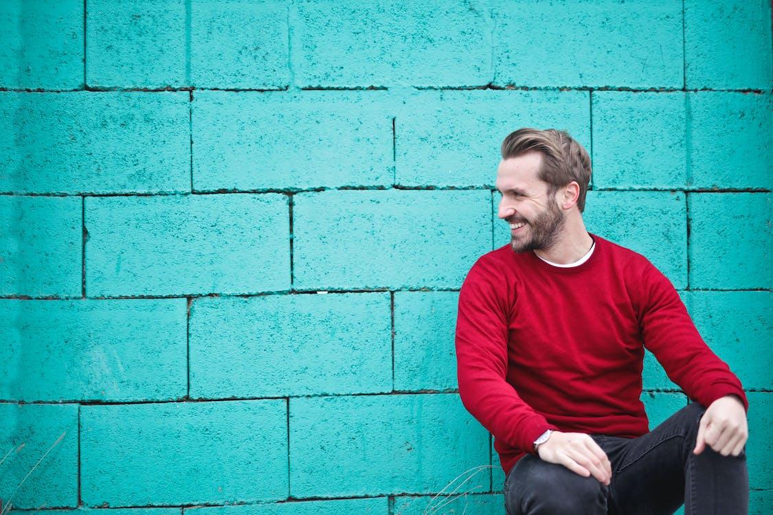 Безкоштовне стокове фото на тему «бетон, борода, вираз»