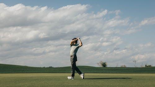 Foto stok gratis atlet, golf, kompetisi