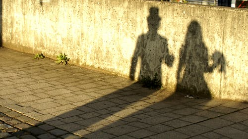 Free stock photo of shadows, wedding