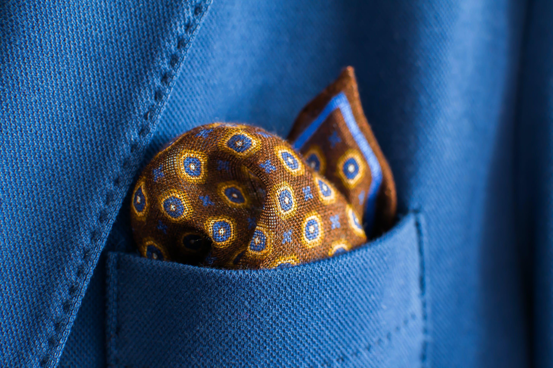Brown Neckerchief
