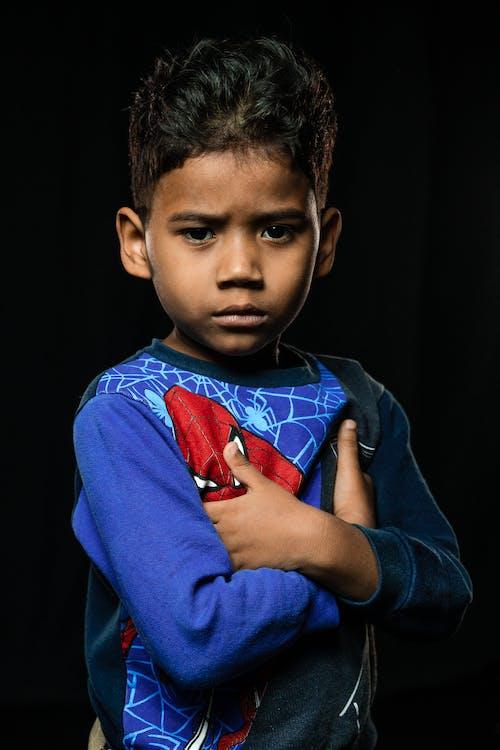 Foto stok gratis anak