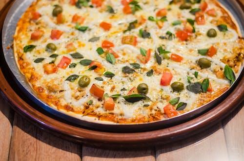 Základová fotografie zdarma na téma pizza