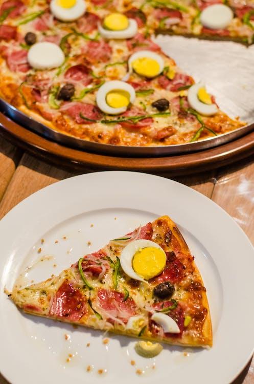 Kostenloses Stock Foto zu pizza