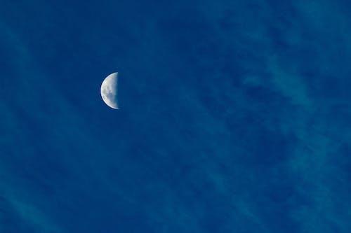 ダーク, ルナ, 夕方の無料の写真素材
