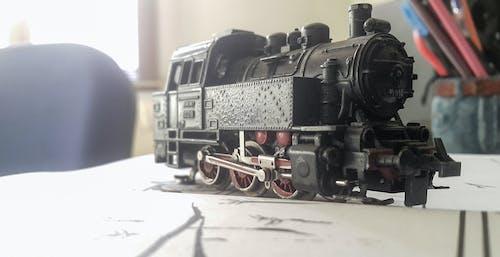 Immagine gratuita di allenare, ferro, locomotiva, locomotiva a vapore