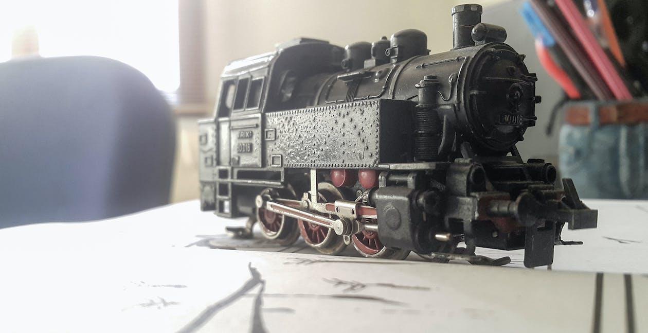 besi, lokomotif, lokomotif uap