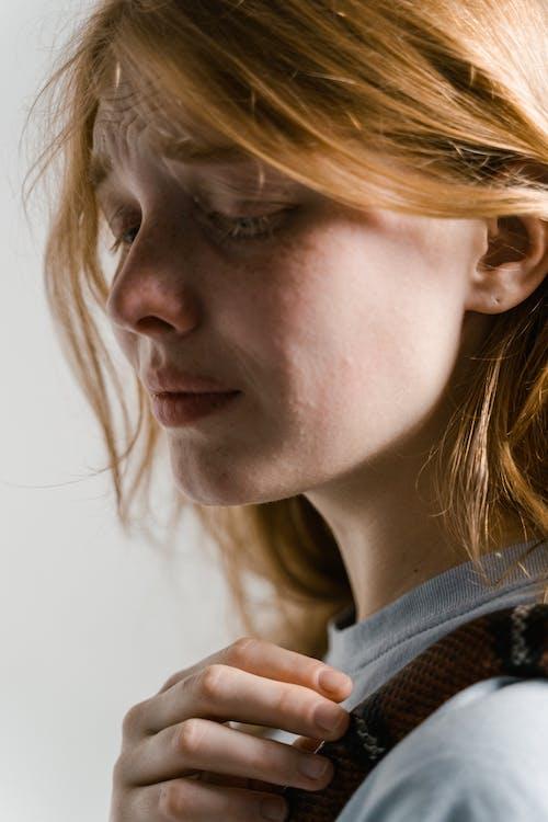 Immagine gratuita di ansia, ansioso, donna