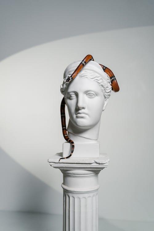 Gratis stockfoto met angst, beeld, beeldhouwwerk