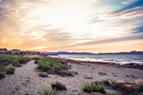 bulutlar, dalgalar, deniz, deniz manzarası içeren Ücretsiz stok fotoğraf