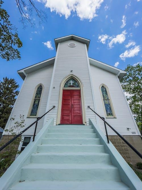 가톨릭교, 건물 외관, 건물 외장의 무료 스톡 사진