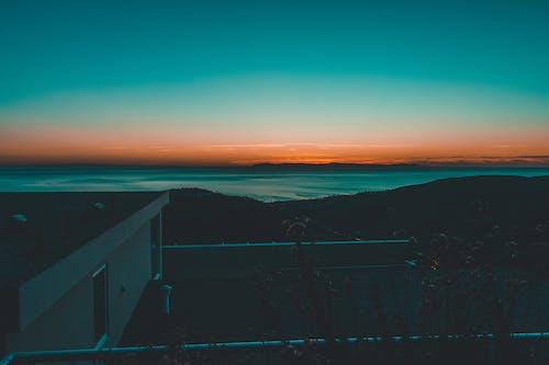 Immagine gratuita di acqua, cielo di sera, litorale, mare