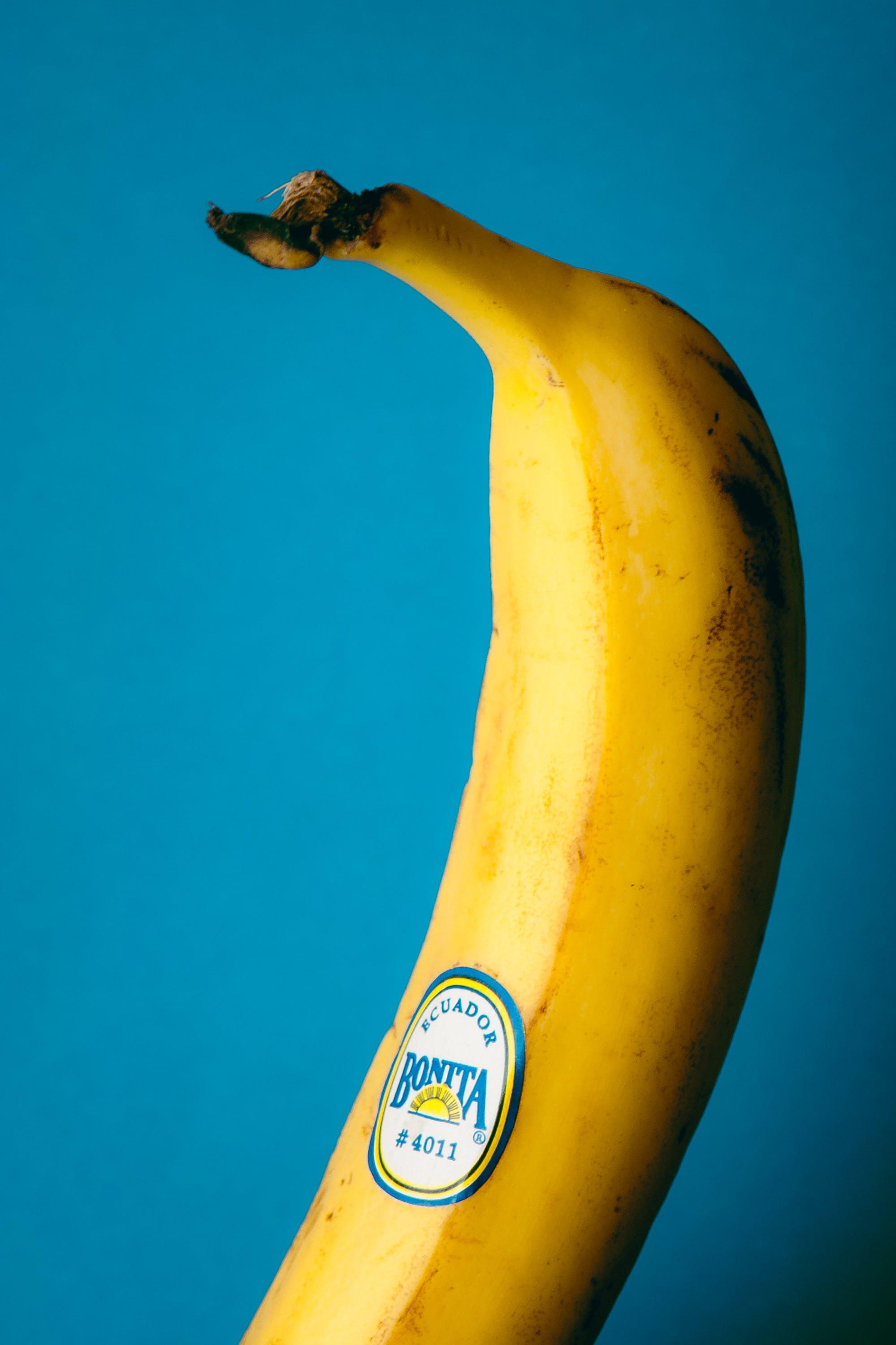 Free stock photo of healthy, banana, fruit
