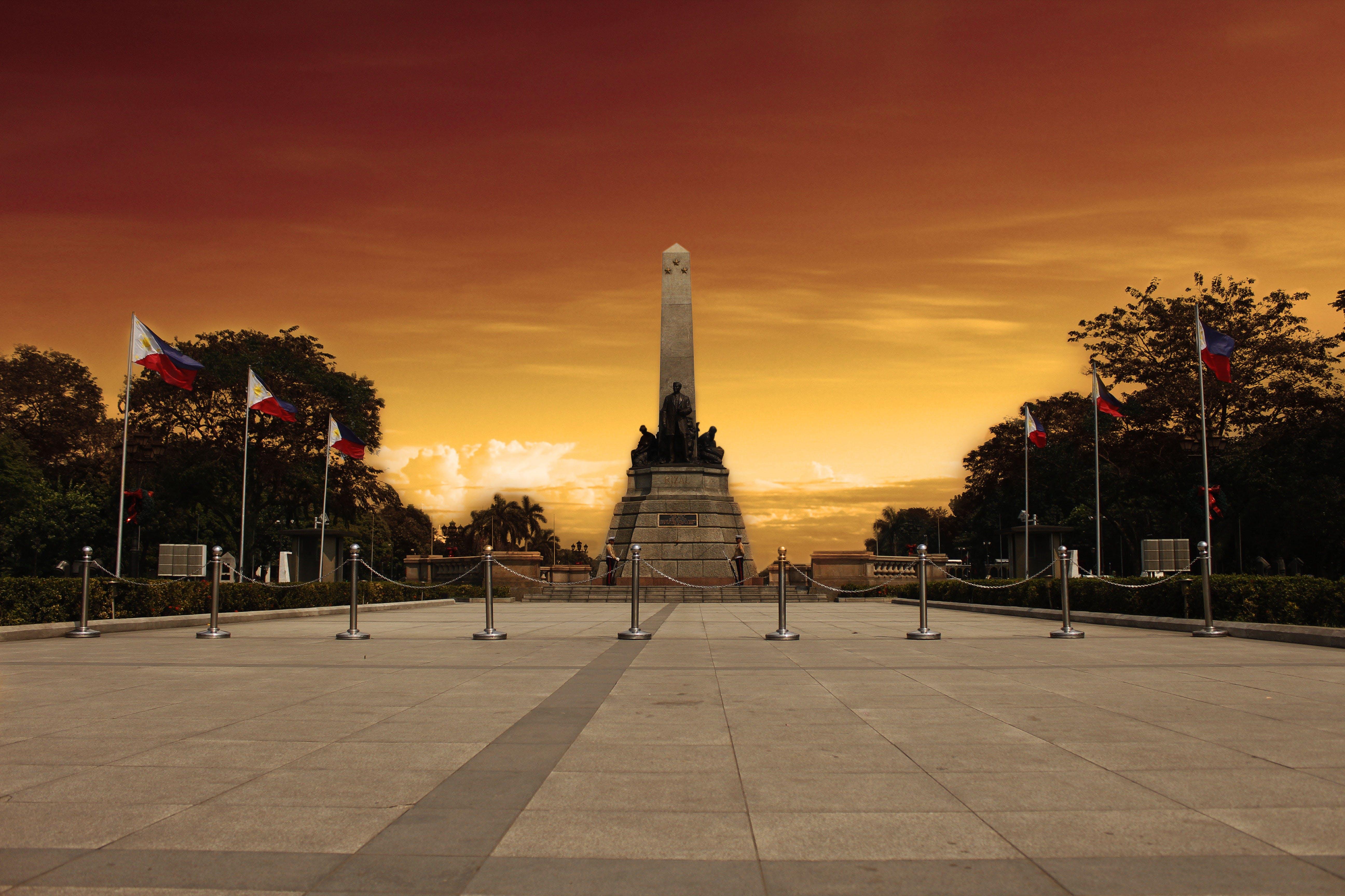 Free stock photo of historical, hero, Philippines, manila