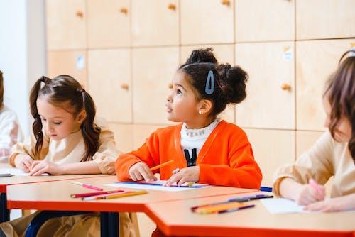 Imagine de stoc gratuită din colegi de clasa, copii, copil