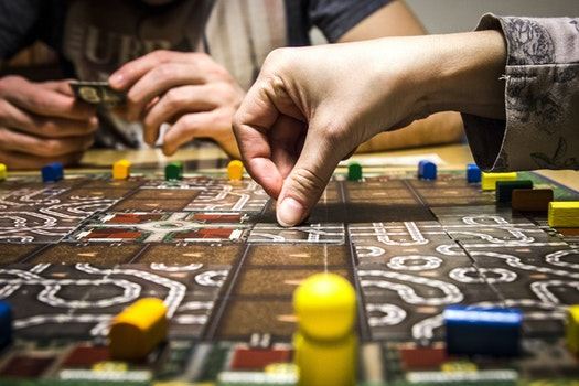 Free stock photo of hands, game, fun, board game