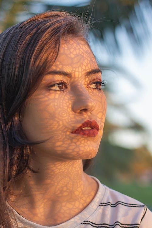 Ingyenes stockfotó álló kép, arc, bőr témában