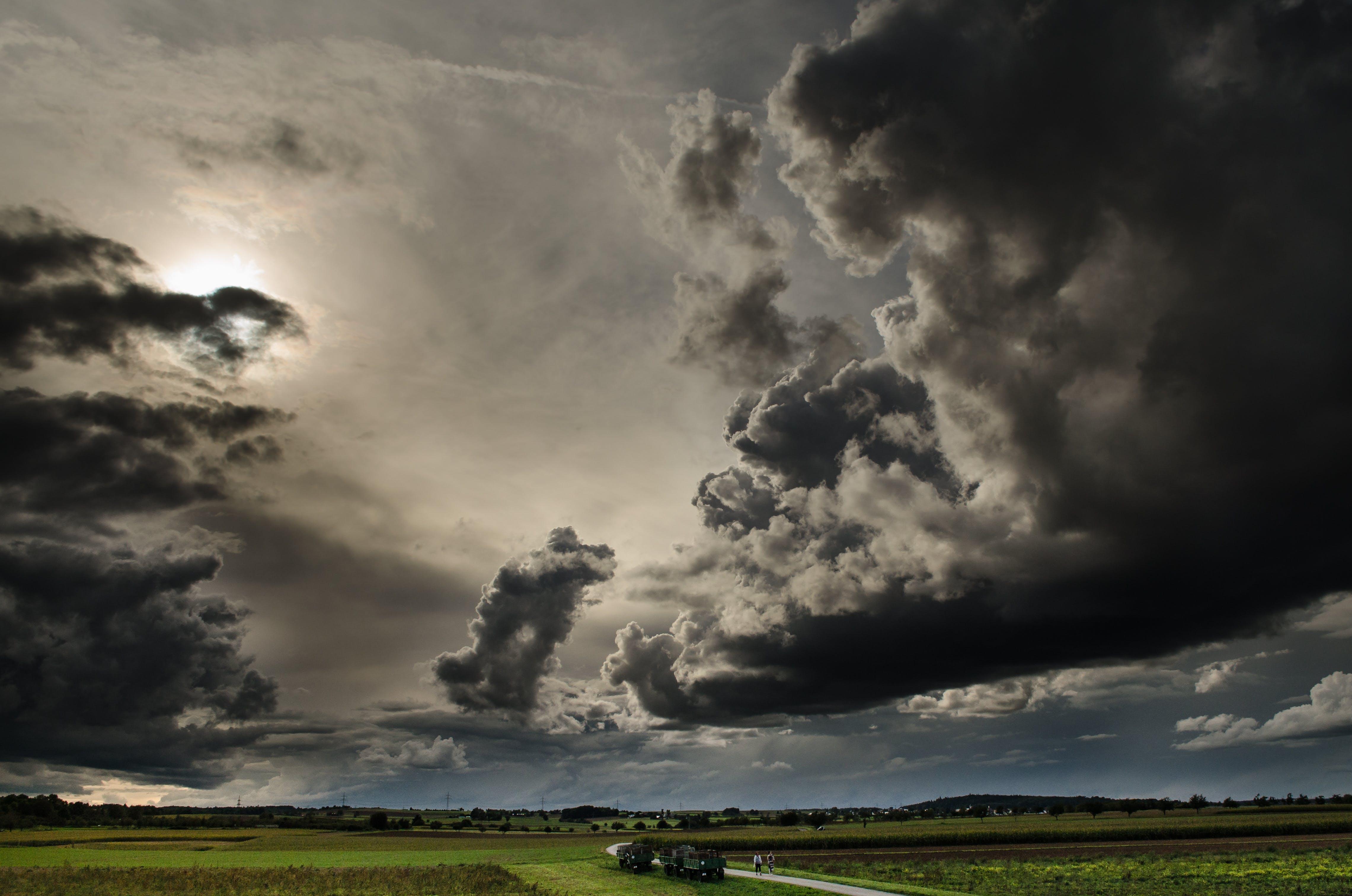 Základová fotografie zdarma na téma bouře, bouřka, déšť, dramatický