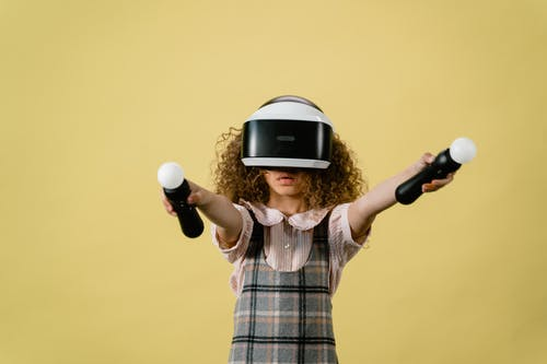 Безкоштовне стокове фото на тему «vr контролери, vr окуляри, vr-окуляри»