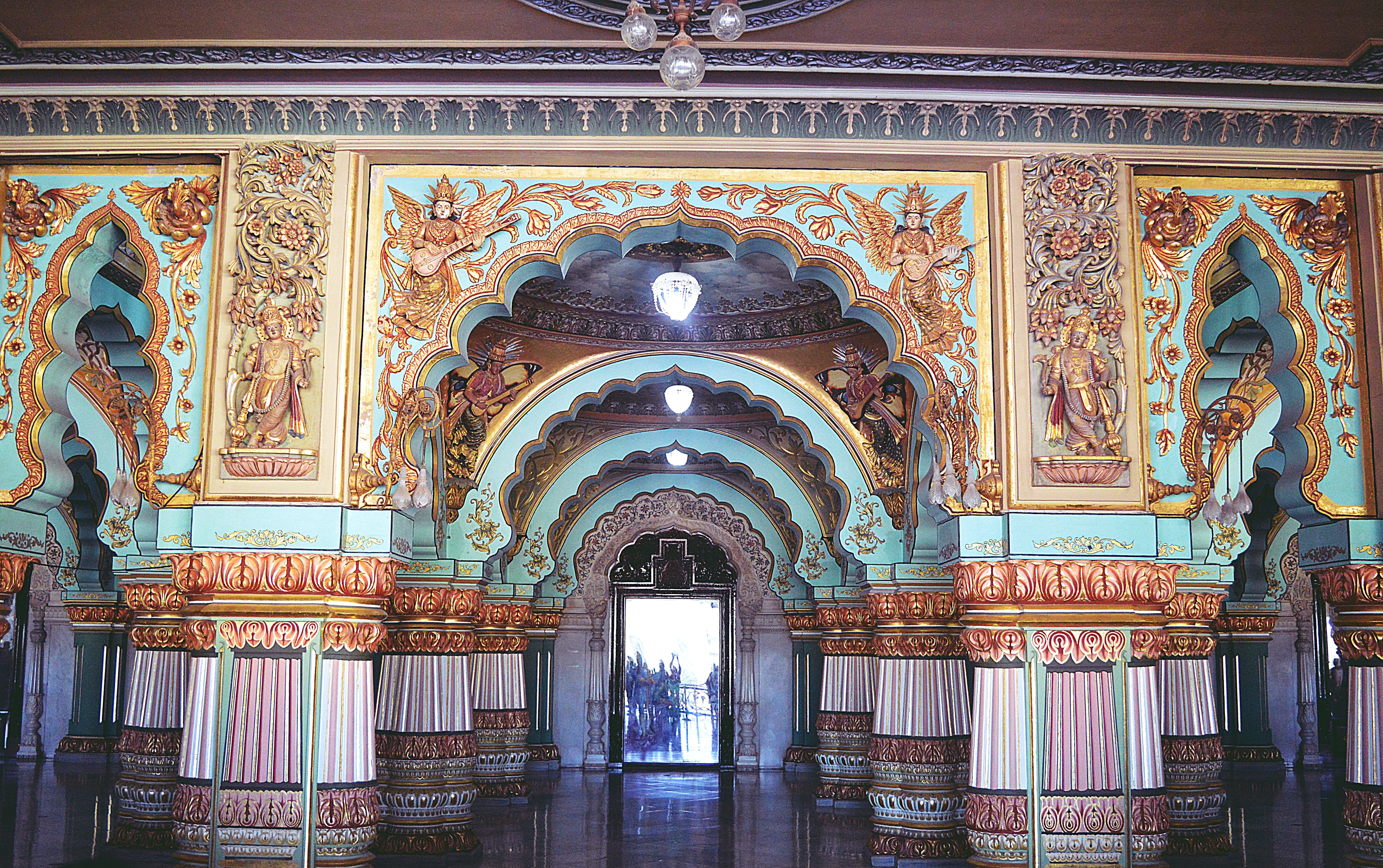 Kostenloses Stock Foto zu #königlicher palast, #mysorepalace